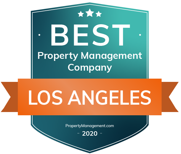 Best Property Management Company 2020 Los Angeles